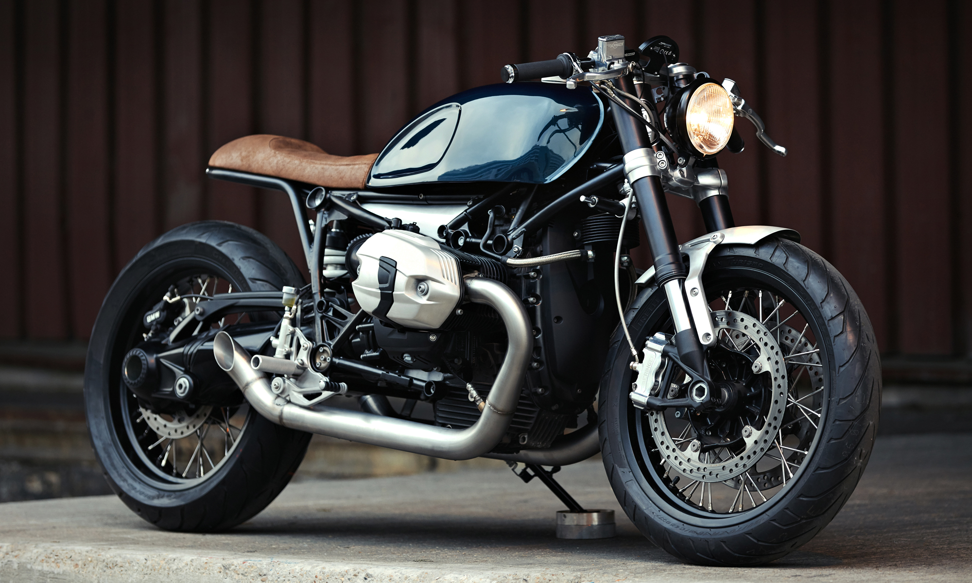 BMW R nineT (Clutch Motorcycles custom)