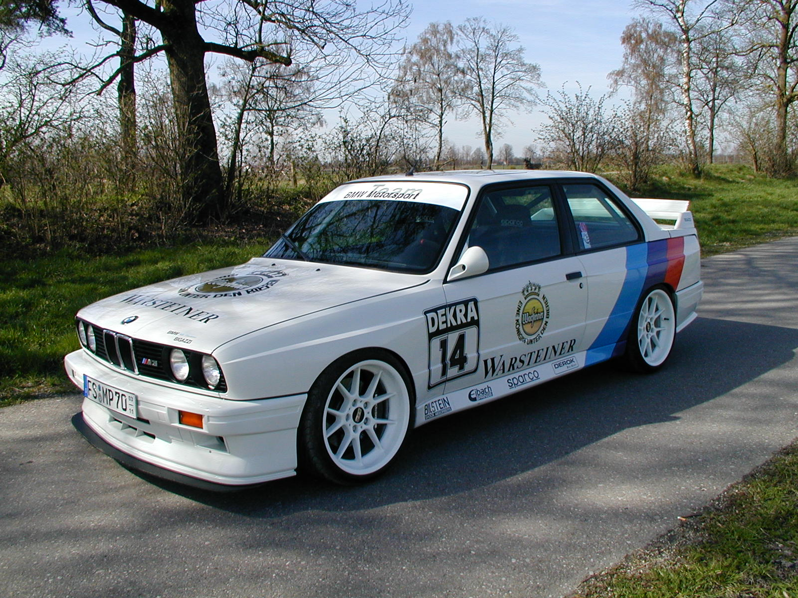 sports history of bmw m3 e30 | articles | bimmerin