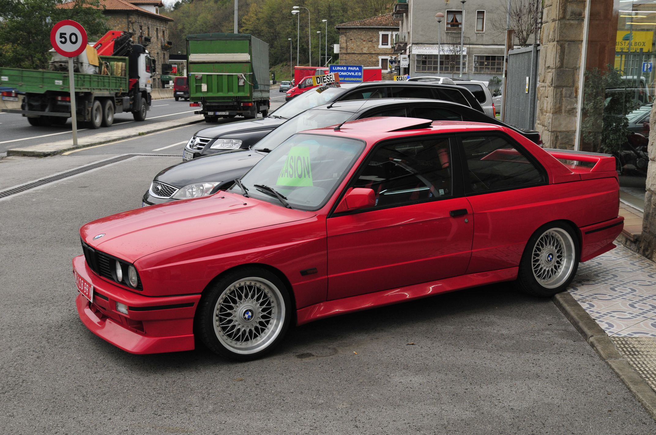 Sports History Of Bmw M3 E30 Articles Bimmerin