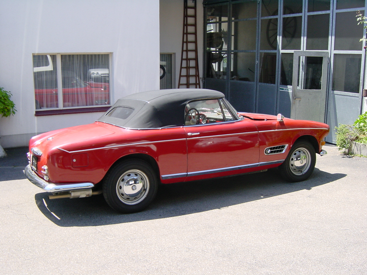 Bmw 503 1956 1959 Gallery And Specs Bimmerin