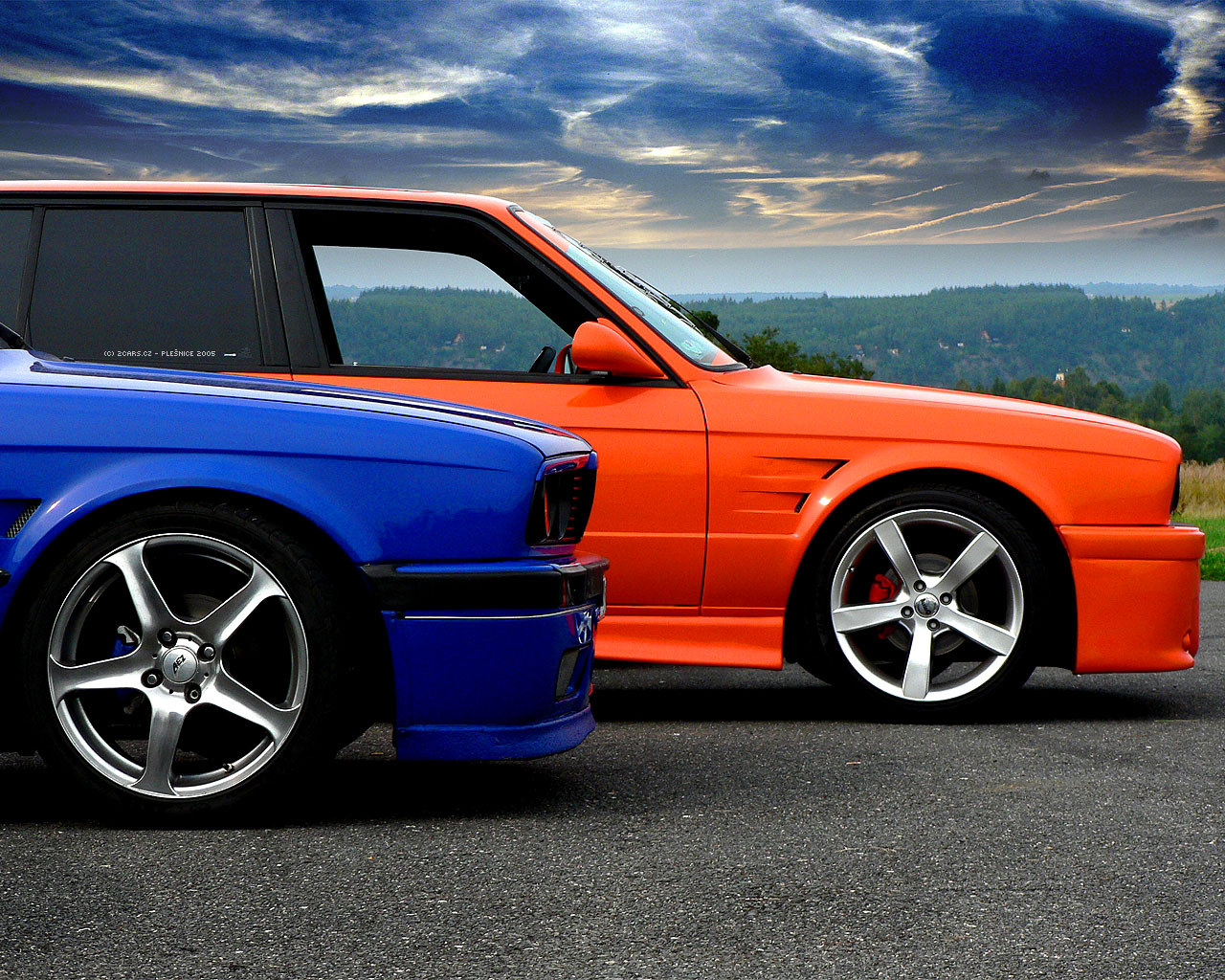 BMW E30, BMW E36