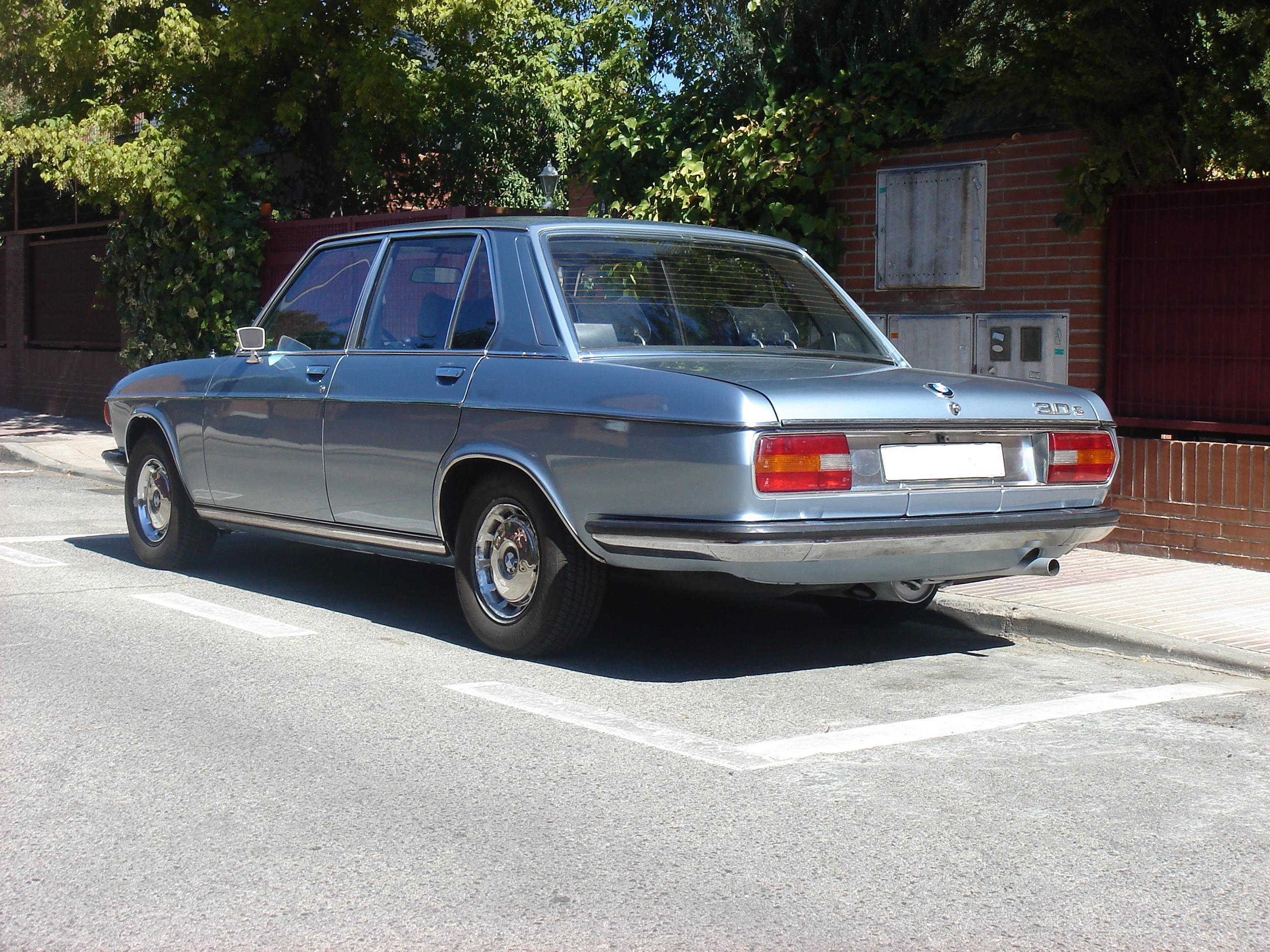 BIMMERIN - BMW 2500, 2800,