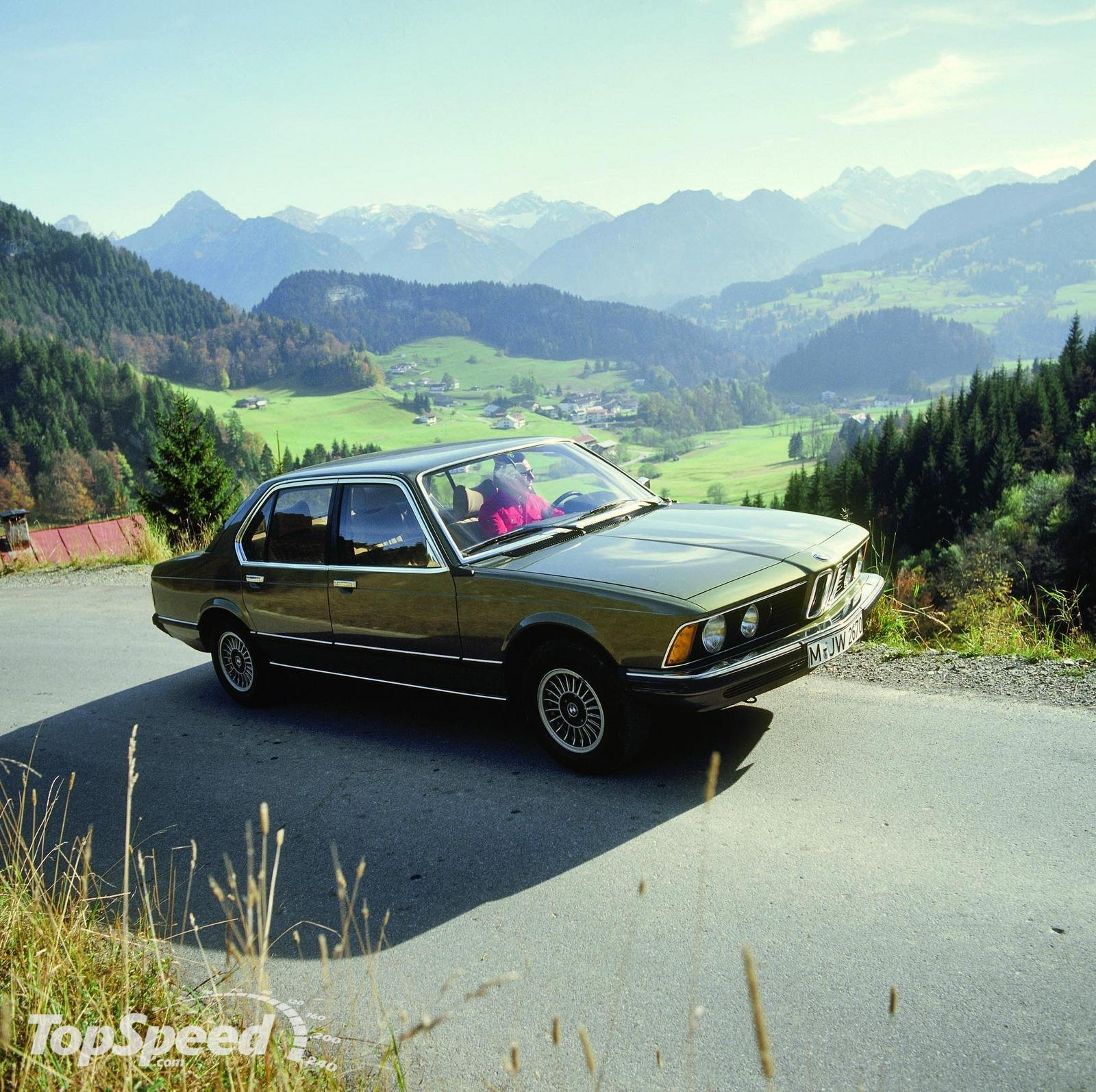 Bmw 7 Series: BMW 7 Series E23 Gallery And Specs