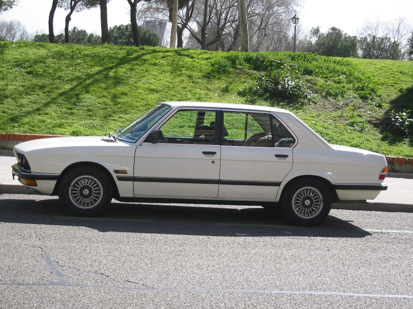 1981 Bmw 525i E28 Related Infomationspecifications Weili 5 Series 1988