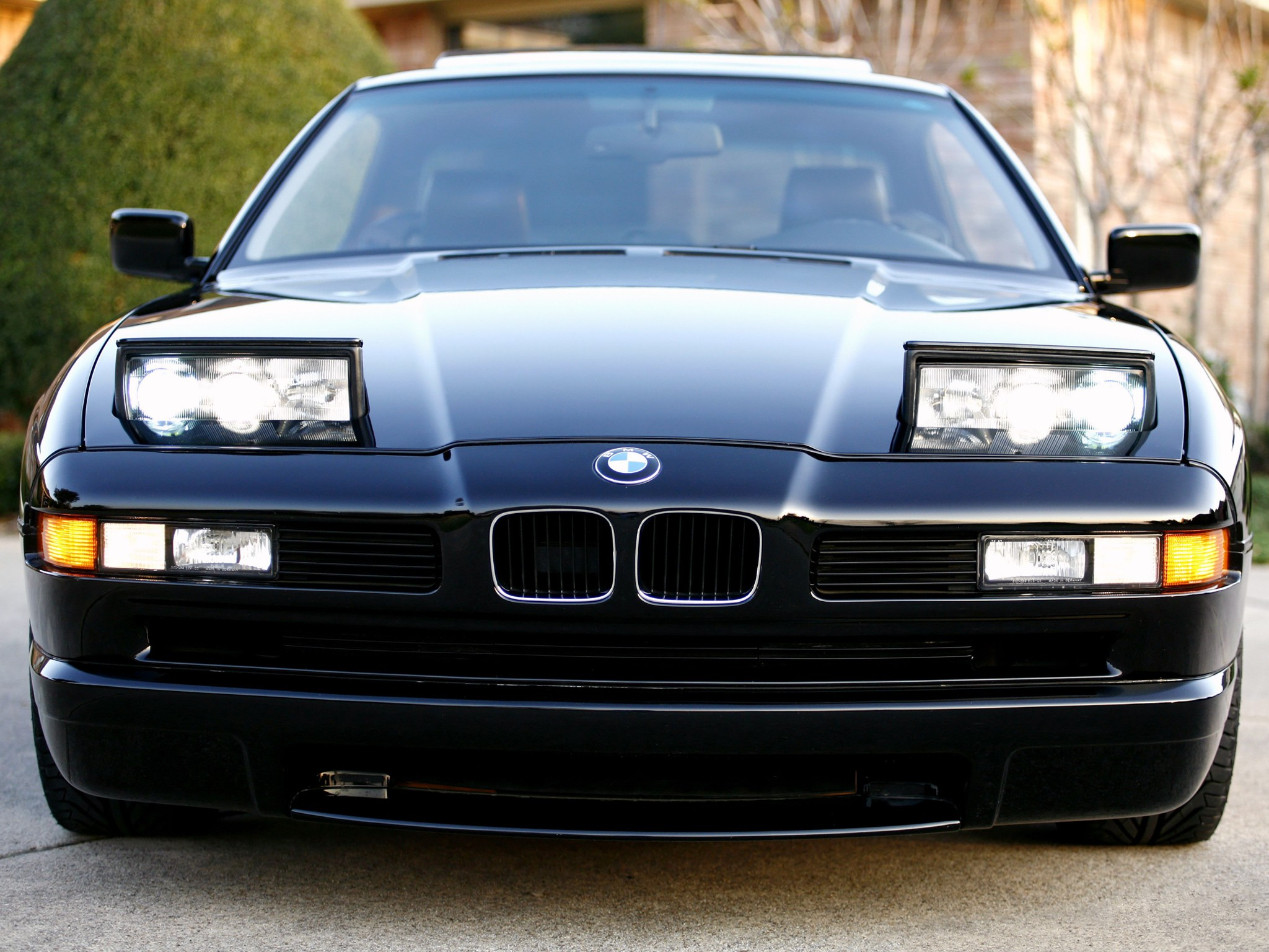 BMW 8 series E31 (1990 - 1999) gallery and specs   Bimmerin