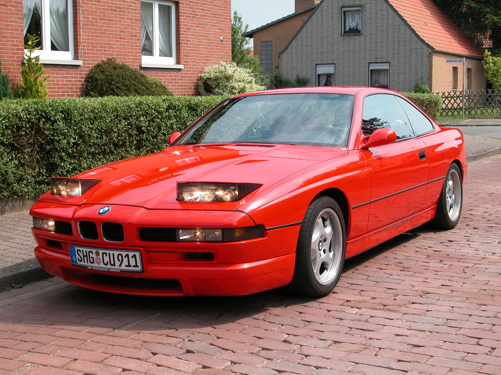 bmw 8 series e31 1990 1999 gallery and specs bimmerin. Black Bedroom Furniture Sets. Home Design Ideas