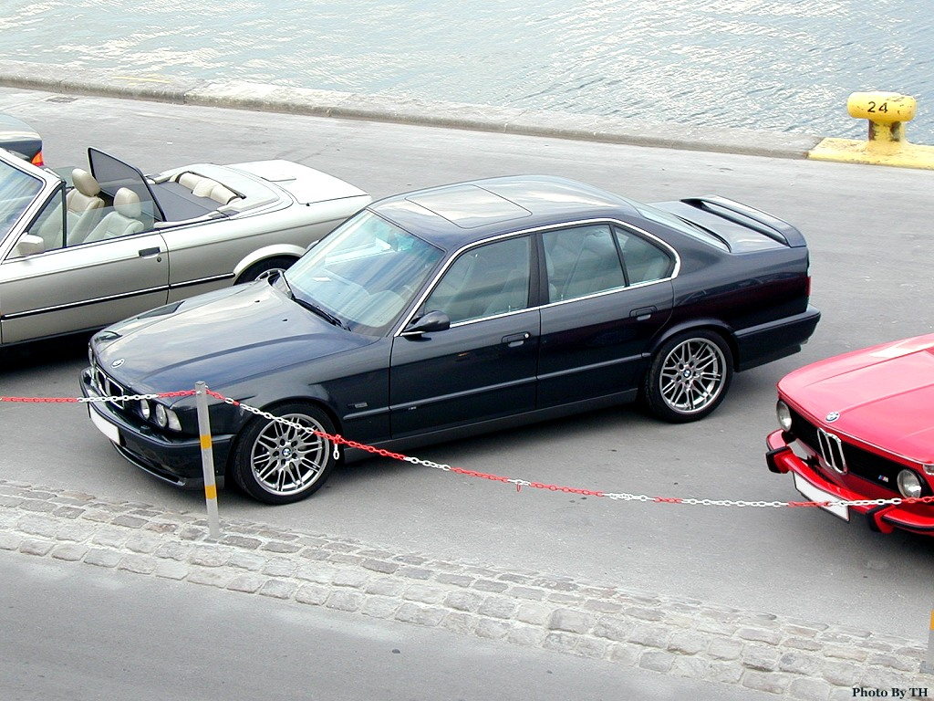 1988 BMW 530i E34 related infomationspecifications  WeiLi