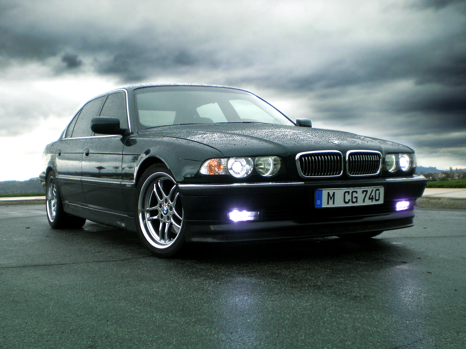 Bmw 7 Series E38 Gallery And Specs Bimmerin