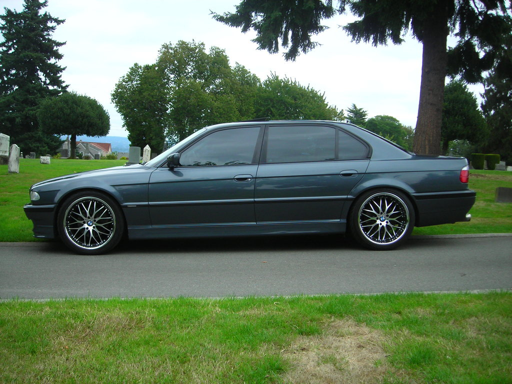Images Of Bmw 750 E38 In Calto Engine Wiring Diagrams 2001 750il Swap Free Image For