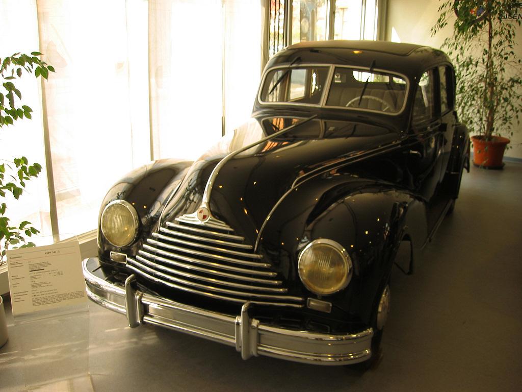 BMW/EMW 340 1946 - 1955