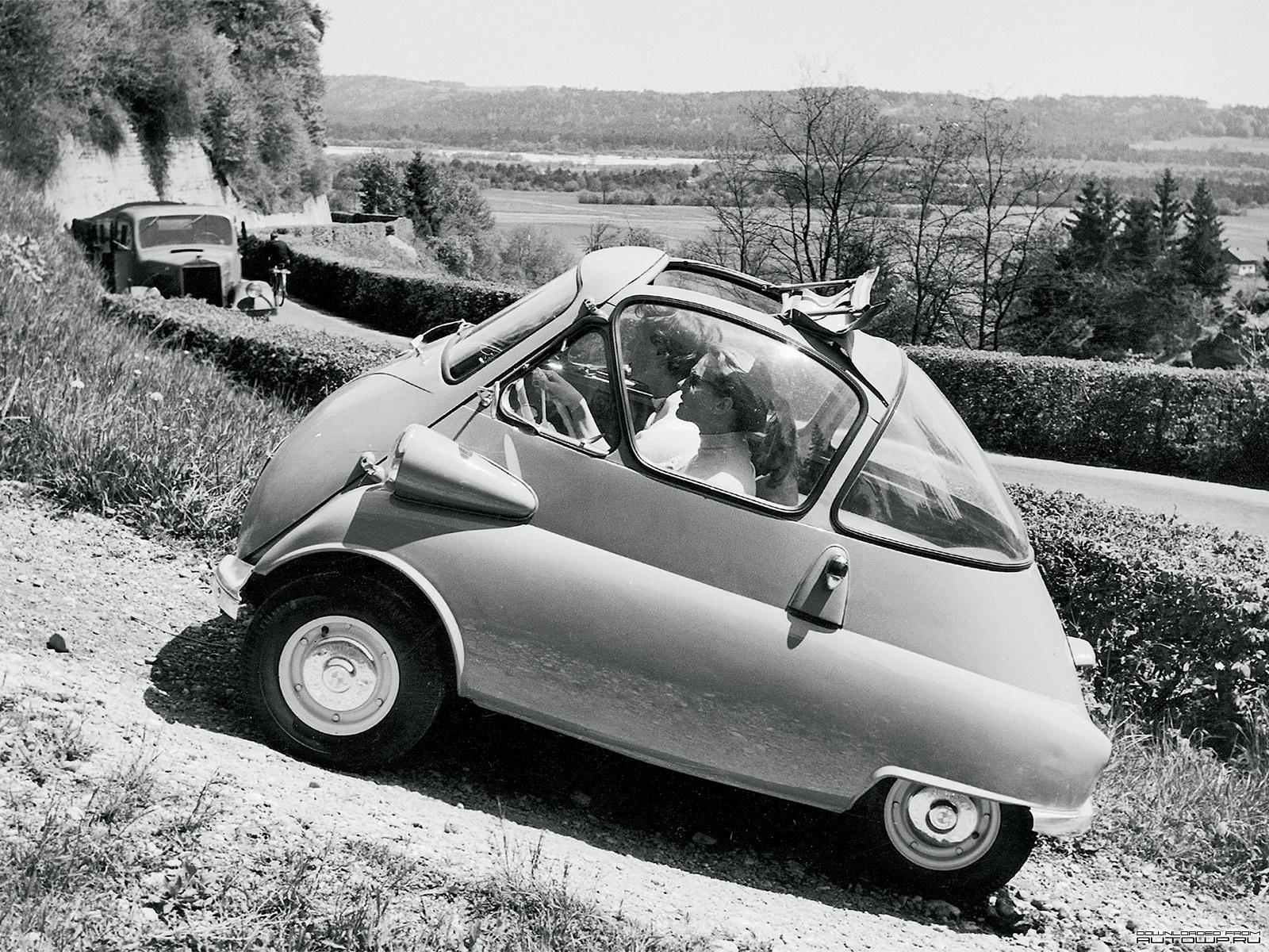 Bmw Isetta 1955 1962 Gallery And Specs Bimmerin