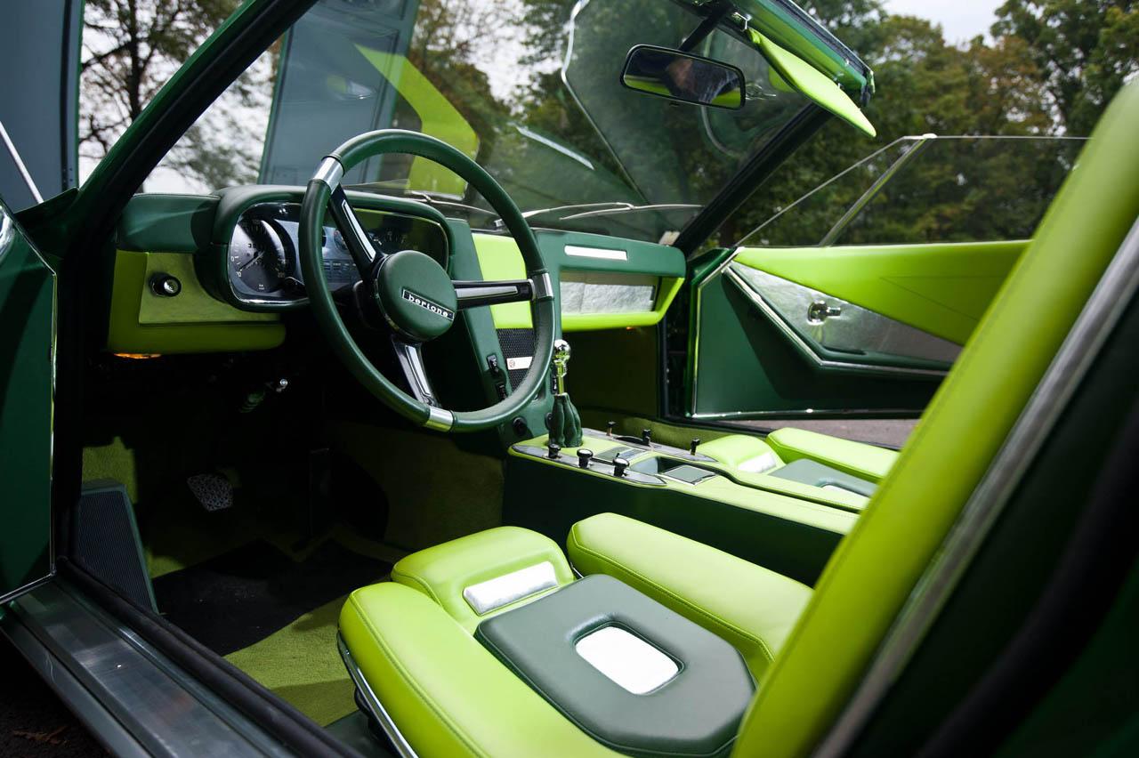 Bertone 2800 BMW Spicup Concept 1969