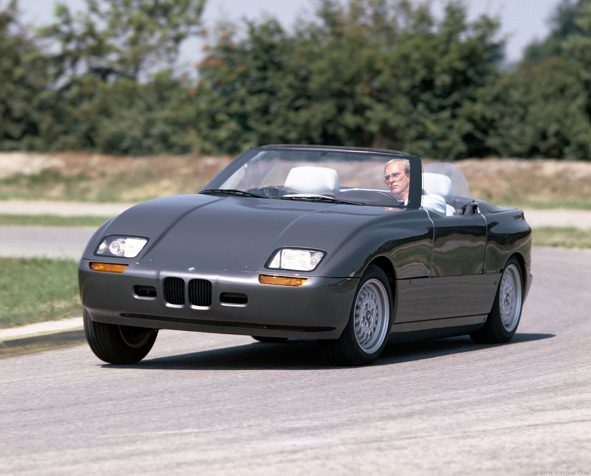 Bmw Z1 1987 1992 Gallery And Specs Bimmerin