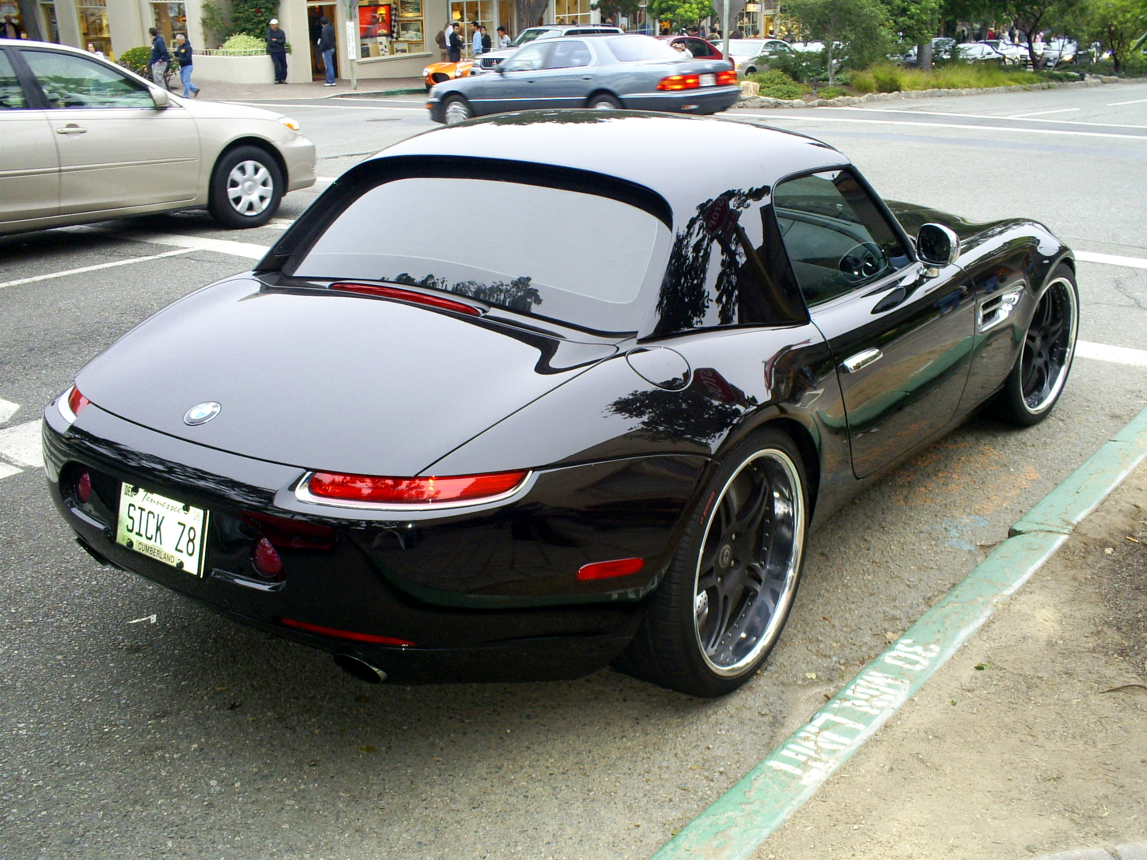 Bmw Z8 2000 2003 Gallery And Specs Bimmerin