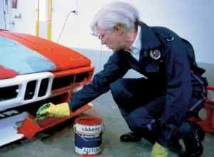 Andy Warhol and BMW