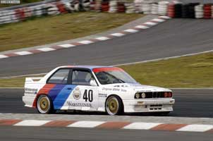 Sports History Of Bmw M3 E30