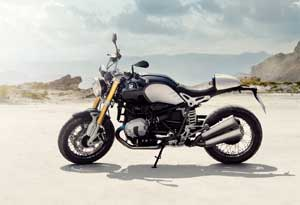 Anniversary BMW R nineT tuned for customizing