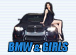 BMW and girls
