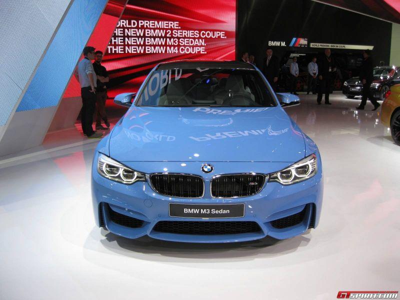 BMWs at Geneva Motor Show 2014