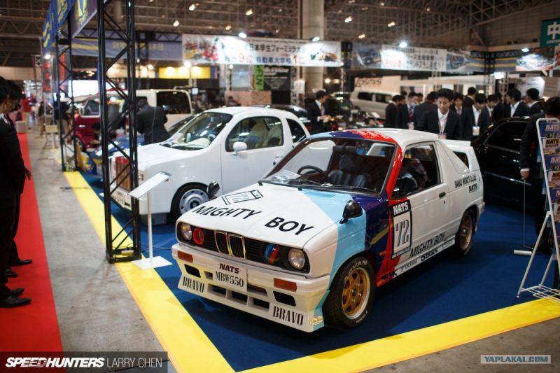 Tokyo autoshow 2015 photos